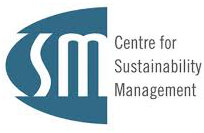 Centre for Sustainability Management Logo